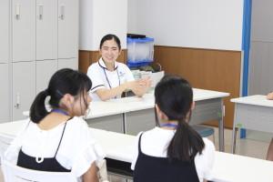 学生交流10